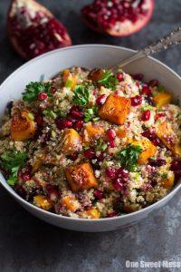 e5d9f4f217d0f9a4b26775558024fc4b--pomegranate-recipes-meals-grain-salad-recipes