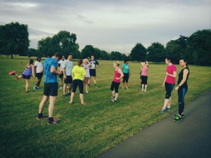 Monday Motivation RunThrough Running Club London