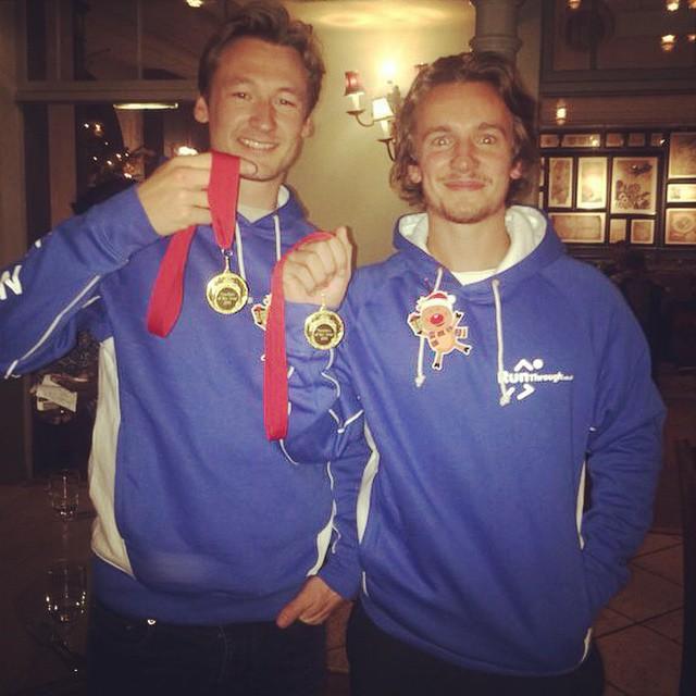 The Team RunThrough Running Club London