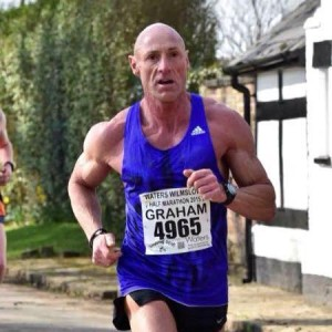 Graham's Blog to winning the V50 London Marathon! The Build up RunThrough Running Club London