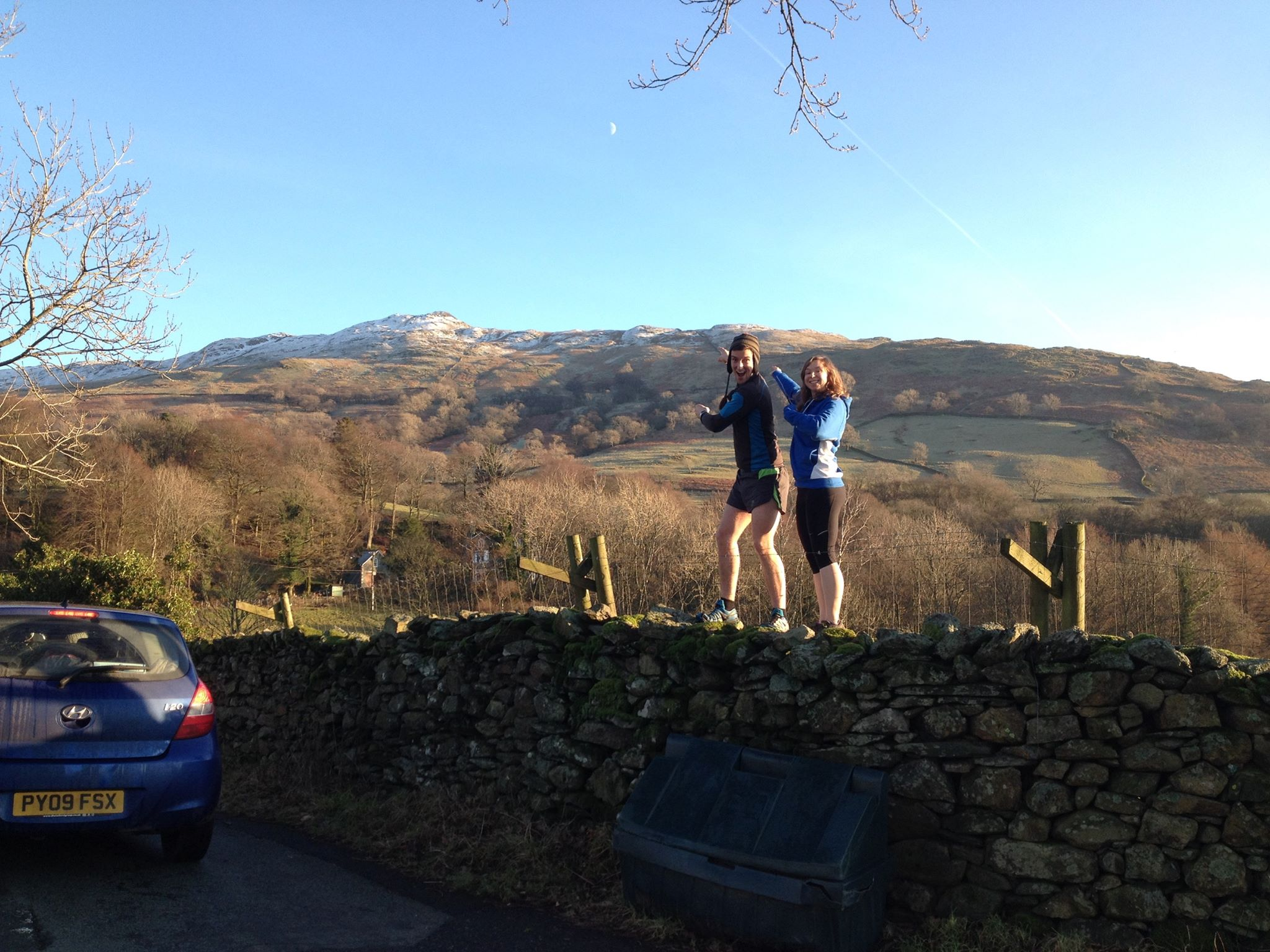 Things I know about fell running