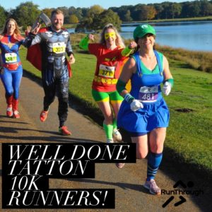 Runner Feature - Superheroes of Sale RunThrough Running Club London