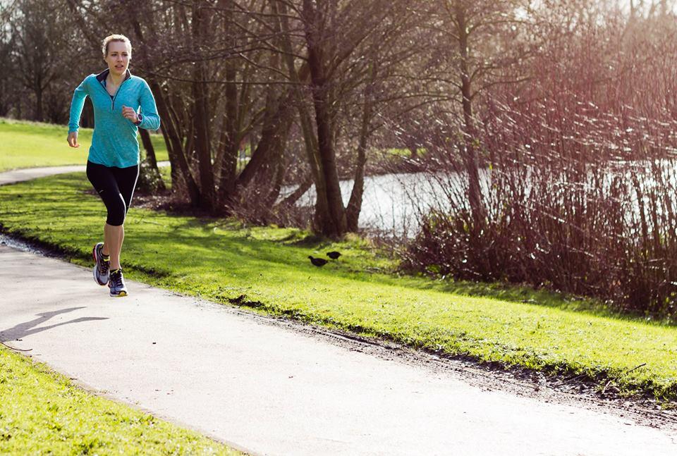 Eating to Run, Not Running to Eat