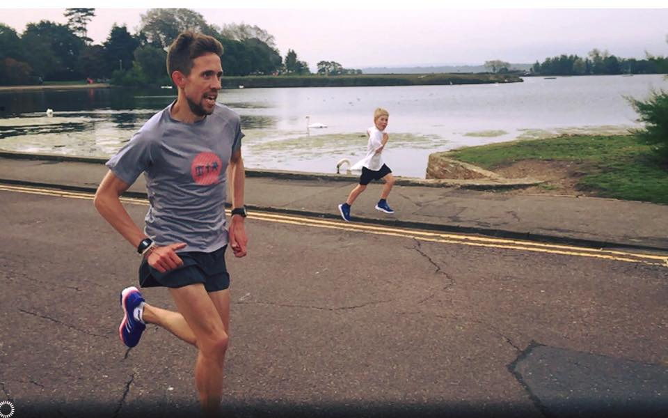 Runner Feature - Peter Thompson RunThrough Running Club London