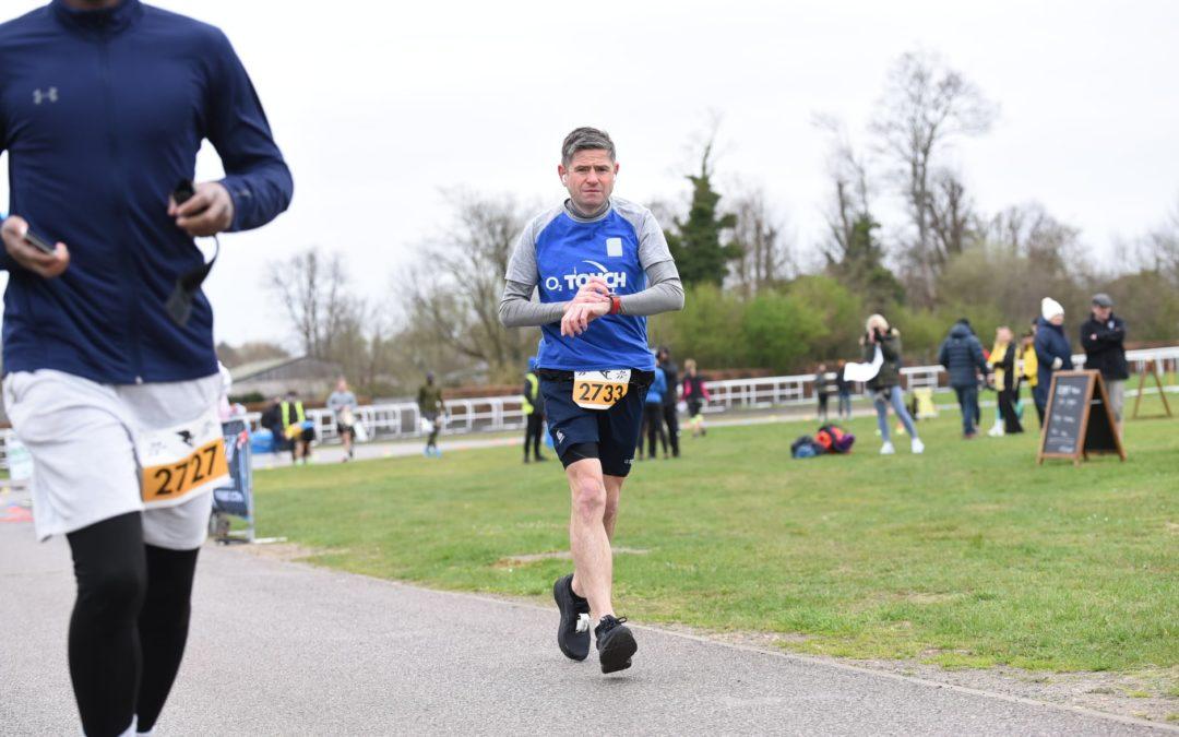Runner Feature – Steve Porcher