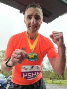 Runner Feature - Michael Holden RunThrough Running Club London