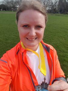 Runner Feature - Helen Goddard RunThrough Running Club London