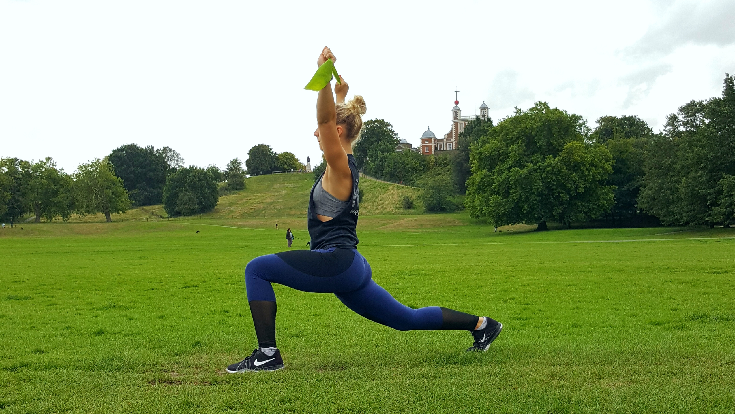Mobility Drills for Runners RunThrough Running Club London