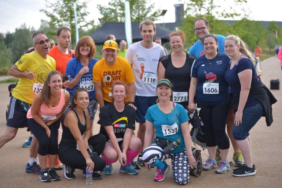 Runner Feature - Carl-Warren Dudley RunThrough Running Club London