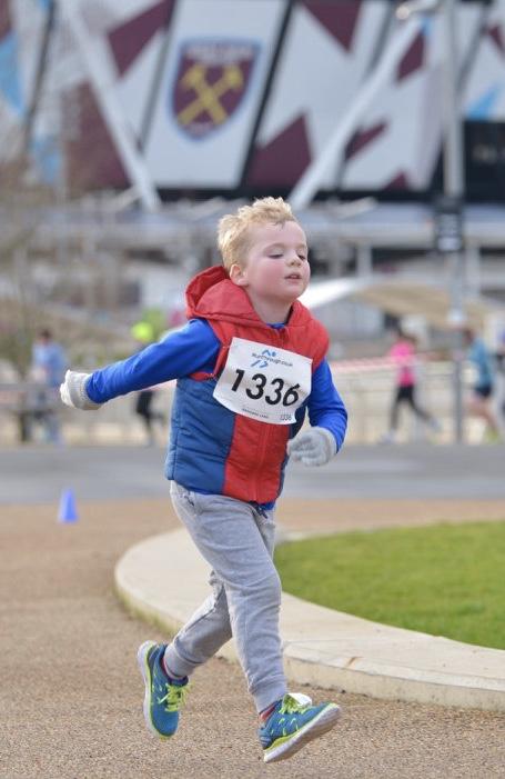 Runner Feature - The Bolton Family RunThrough Running Club London