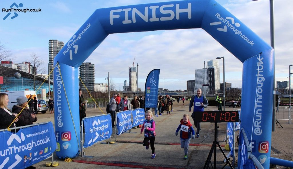 Runner Feature - The Bolton Family RunThrough Running Club London