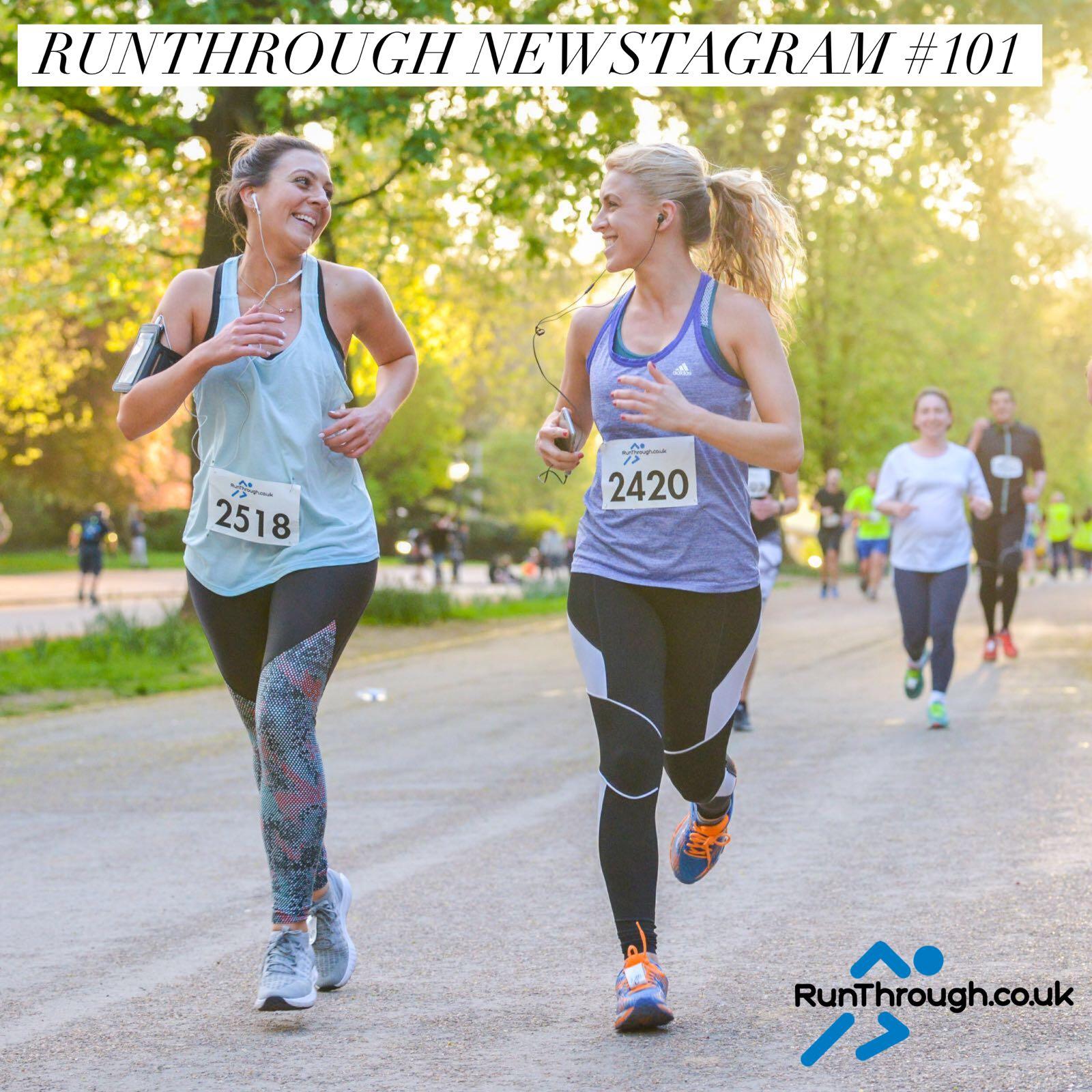 RunThrough Newsletter 30th April 2018
