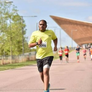 Runner Feature - Moneil Patel RunThrough Running Club London
