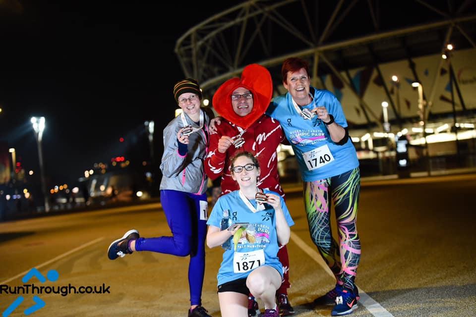 Runner Feature - Chloe Mullen RunThrough Running Club London