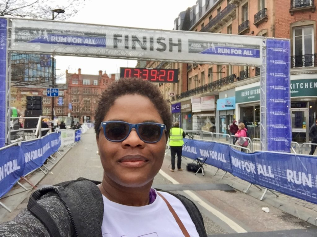 Runner Feature - Nicole Nation RunThrough Running Club London