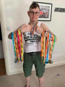 Runner Feature - Delores Newton RunThrough Running Club London