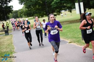 Runner Feature - Lexington Communications RunThrough Running Club London