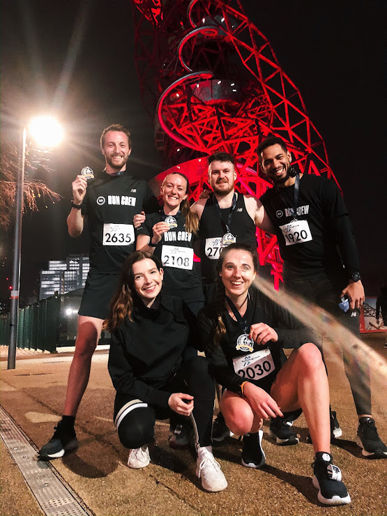 Runner Feature - Lillie Bleasdale RunThrough Running Club London
