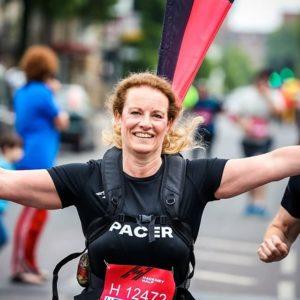 Runner Feature - Heather Lawson RunThrough Running Club London