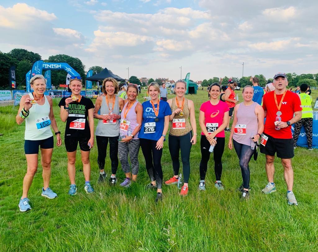 Runner Feature - Caroline Lee RunThrough Running Club London