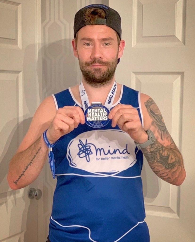 Runner Feature -  John Gifford RunThrough Running Club London