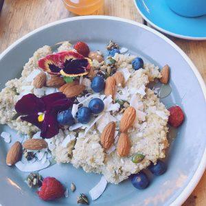 Me, running and my food... RunThrough Running Club London