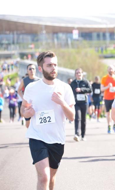 Runner Feature - Adam Barnett RunThrough Running Club London