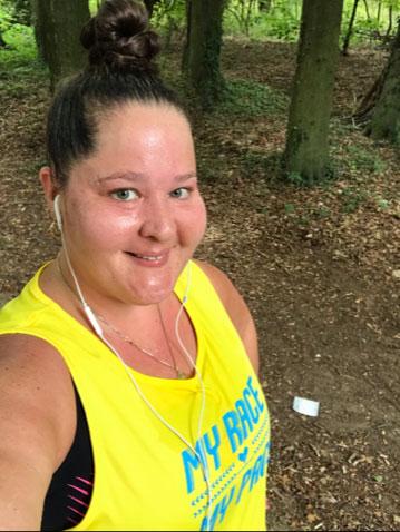 Runner Feature - Alison Field RunThrough Running Club London