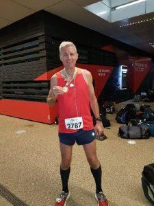 Runner Feature - Andy Walter RunThrough Running Club London