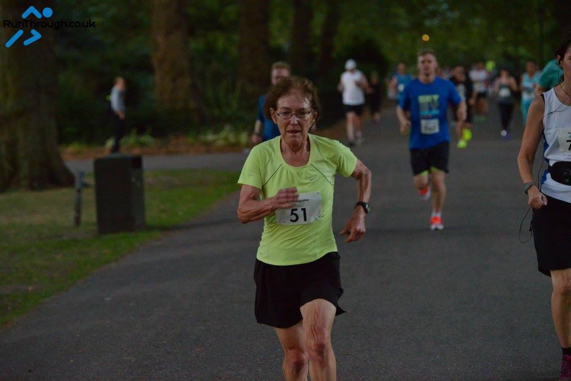 Runner Feature – Super Ann
