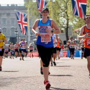 First marathon experience top tips RunThrough Running Club London
