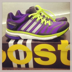 When is it time for a new pair of trainers? RunThrough Running Club London