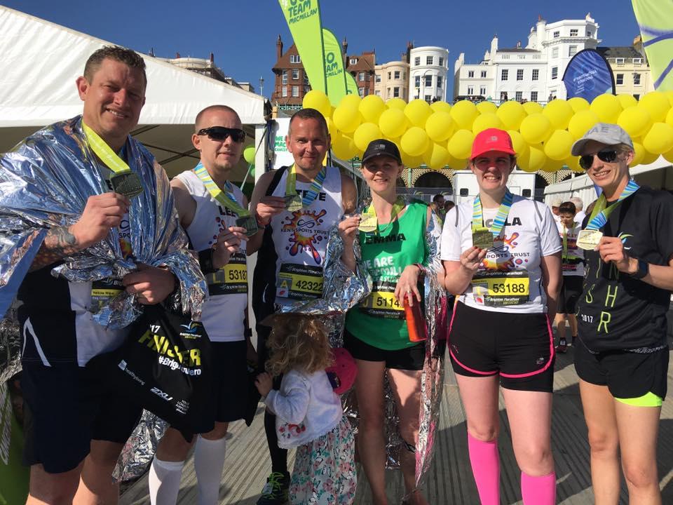 Runner Feature - Steve Wolfe RunThrough Running Club London