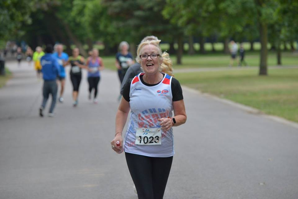 Runner Feature - Caroline Aylott RunThrough Running Club London