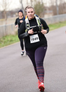 Runner Feature - Cassandra Vine RunThrough Running Club London