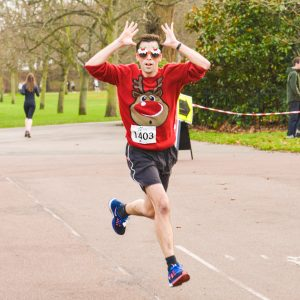 Winter and Christmas Motivation RunThrough Running Club London