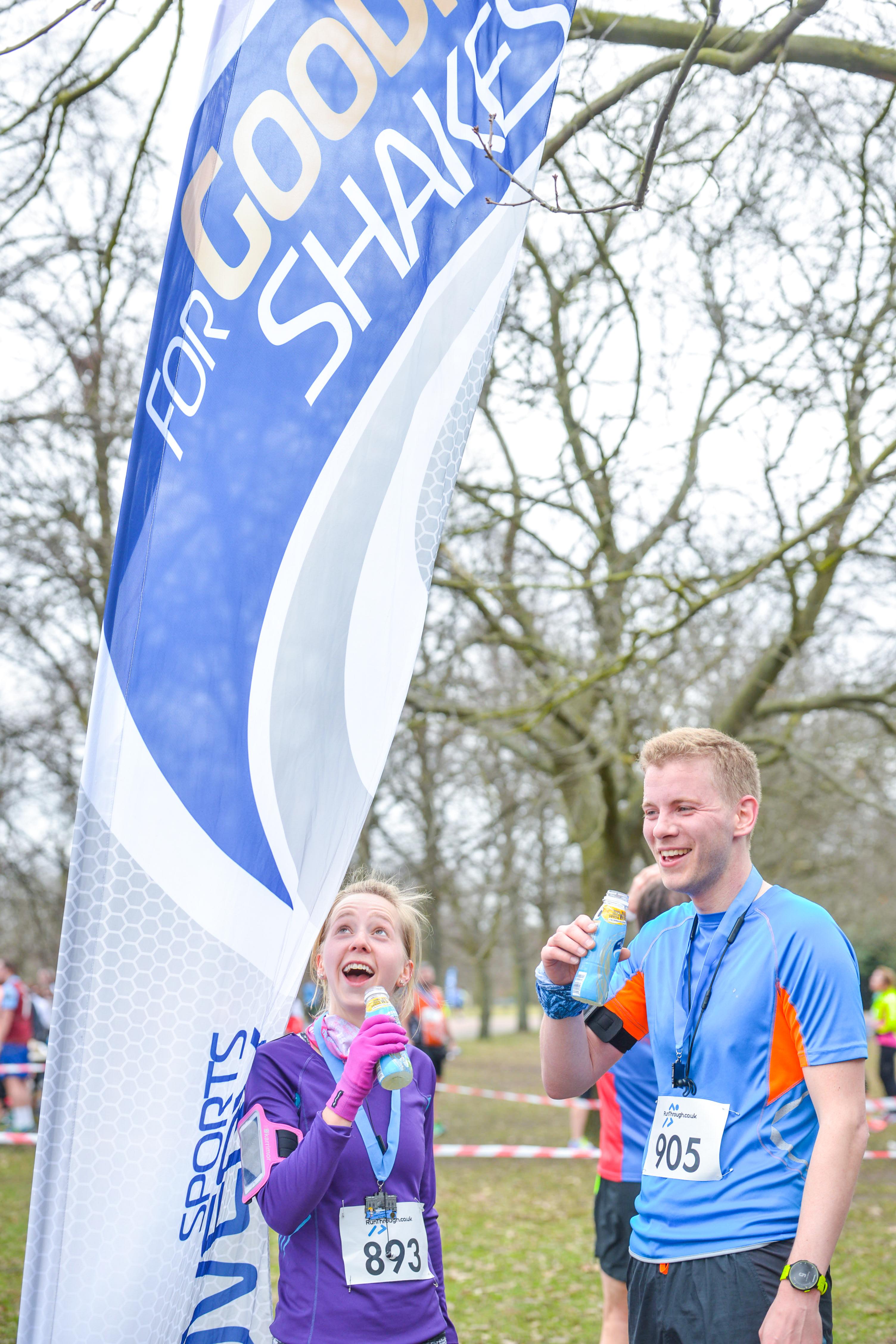 Good Nutrition on the Go RunThrough Running Club London