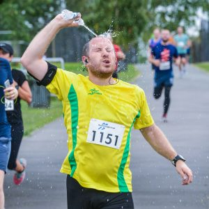 Hydration is key RunThrough Running Club London