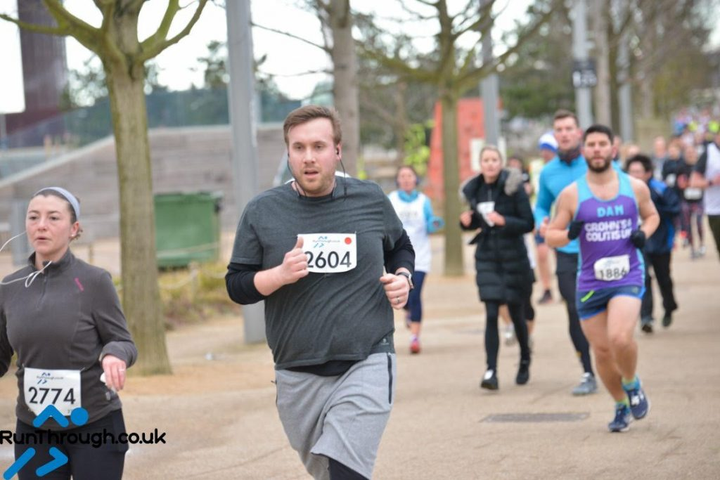 Runner Feature - Dave Ryan RunThrough Running Club London