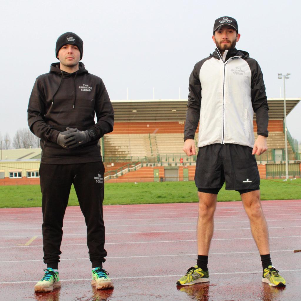 Runner Feature - David Halsey RunThrough Running Club London