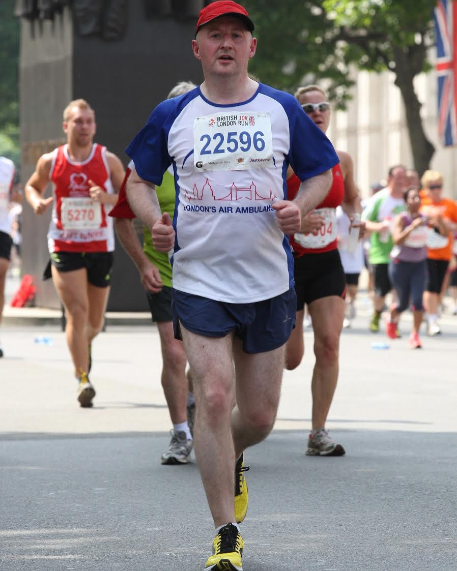 Runner Feature - David Rushton RunThrough Running Club London