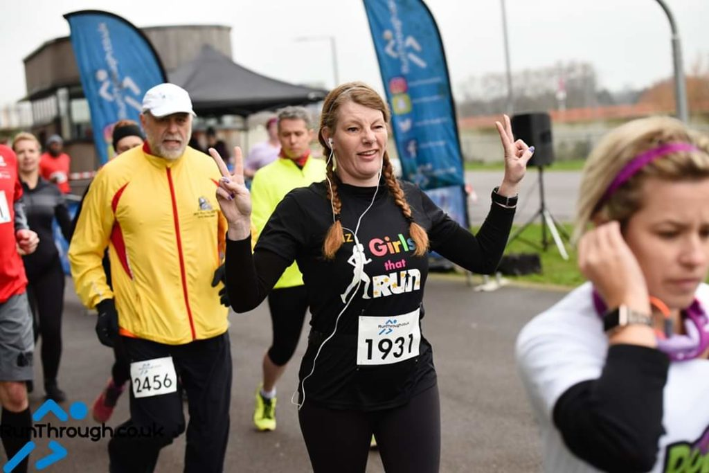 Runner Feature - Elizabeth Ayres RunThrough Running Club London