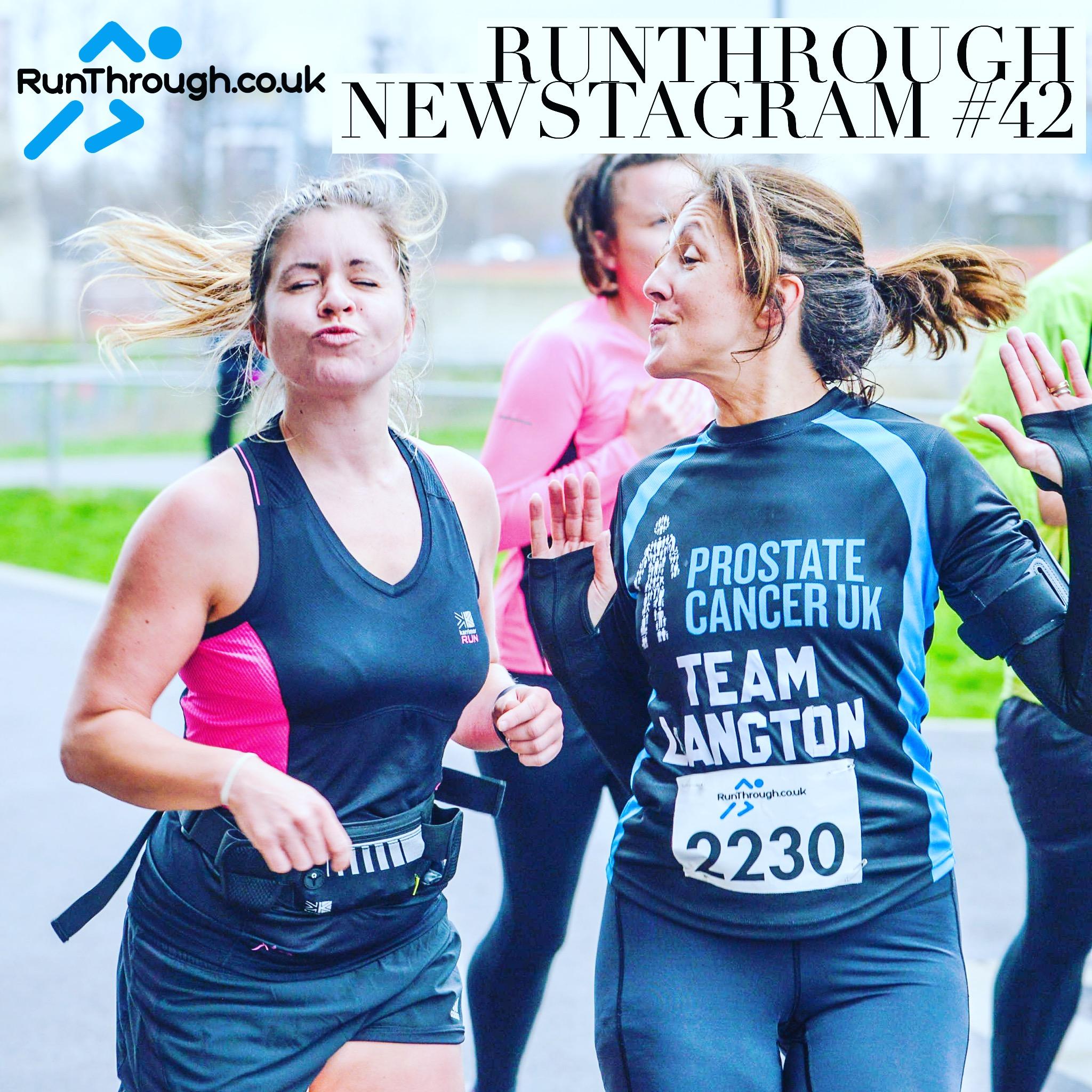 RunThrough Newsletter – 13th March 2017