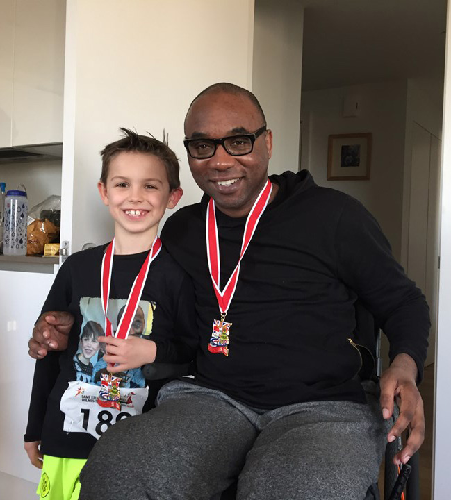 Runner Feature – Fraser's Fundraising
