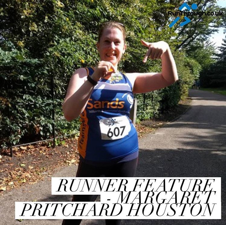 Runner Feature – Margaret Pritchard Houston