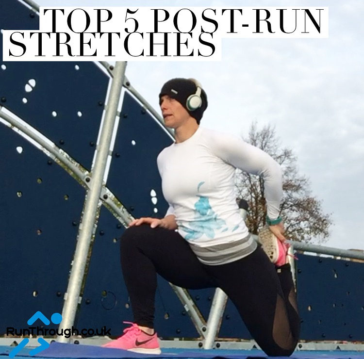 Top 5 Post-Run Stretches
