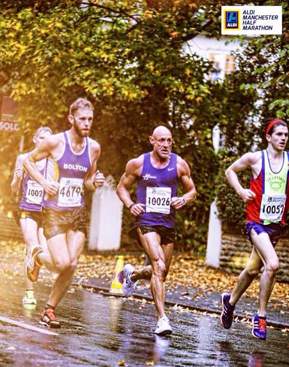Runner Feature - Graham Green RunThrough Running Club London