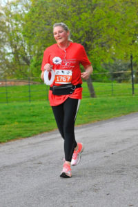 Runner Feature - Gaynor Barlow RunThrough Running Club London