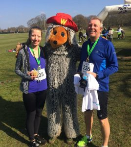 Runner Feature - Helen Doyle RunThrough Running Club London