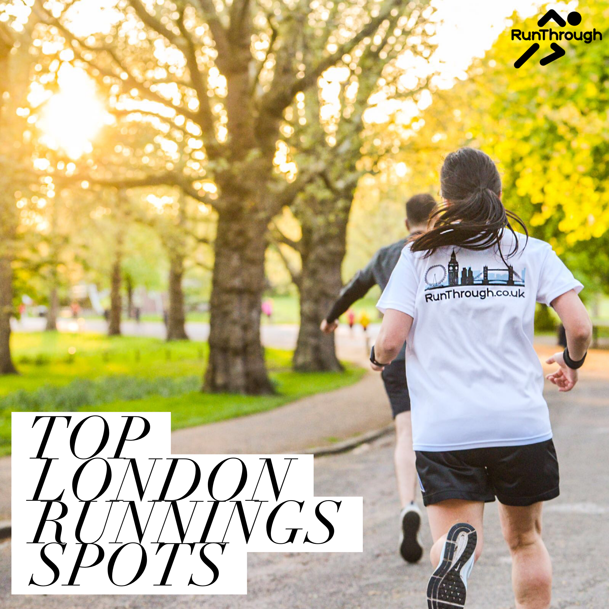 Best London Running Spots